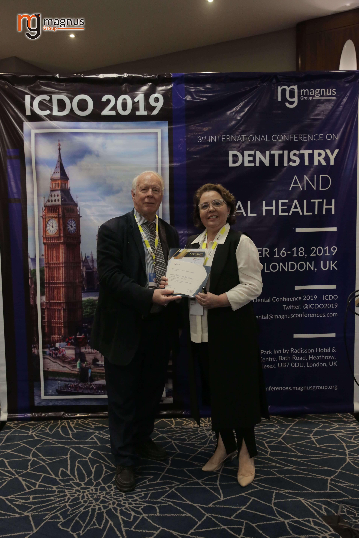 Dentistry Conferences- Germana Maria Alves Cavalcante