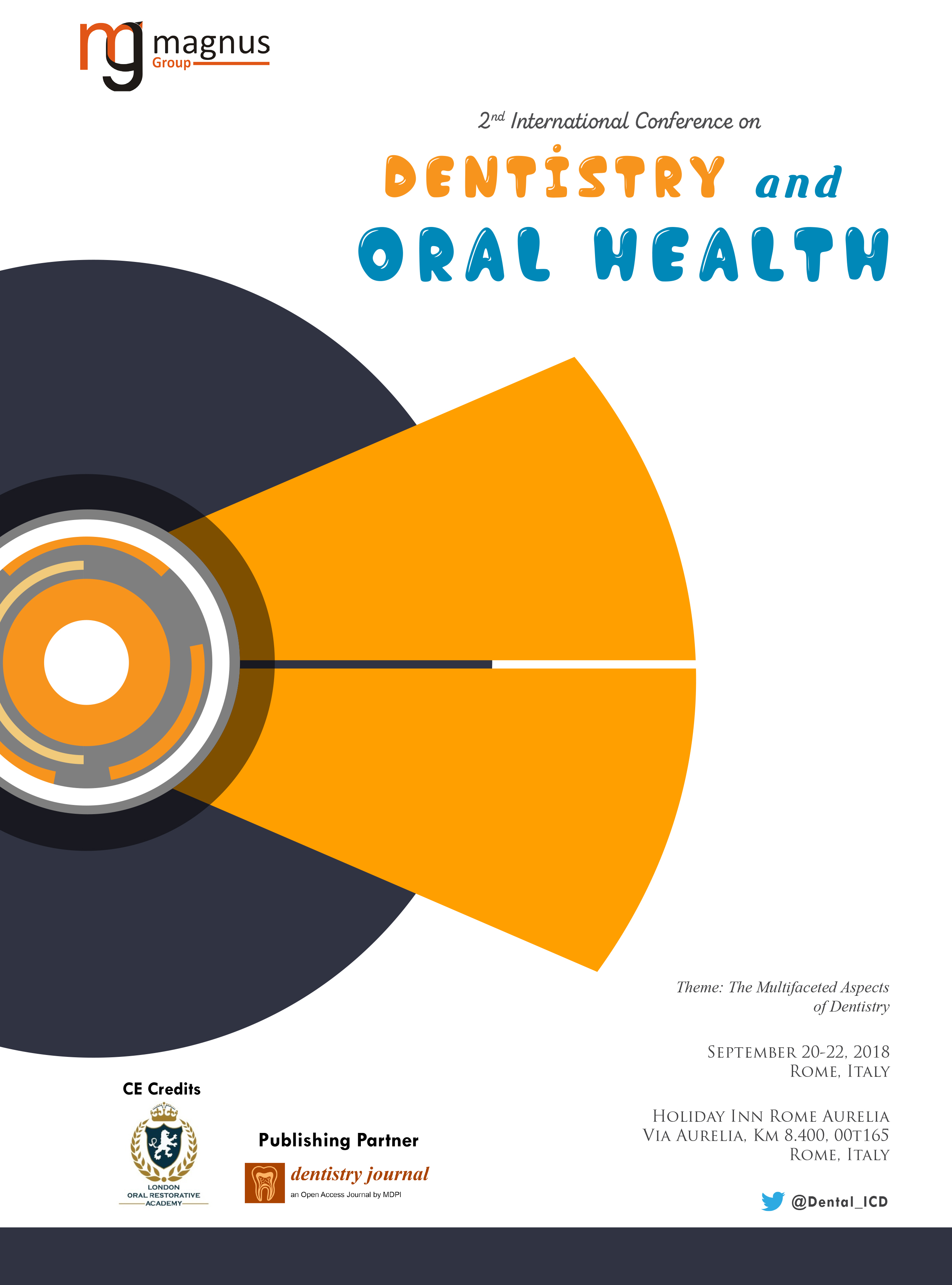 2nd Edition of International Conference on Dentistry and Oral Health Book