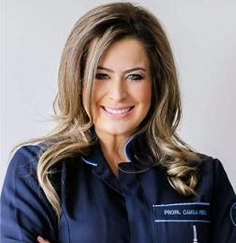 Speaker for Dental Conference -  Camila Paiva Perin