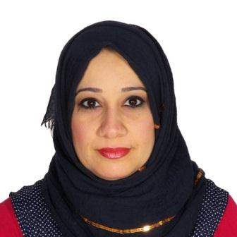 Speaker for Dental Conference - Israa Awad Bahaa Al Deen Al Aubi