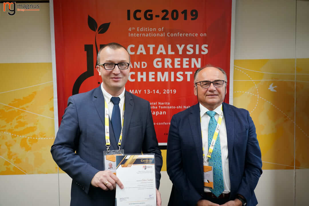 Green chemistry conferences 2020