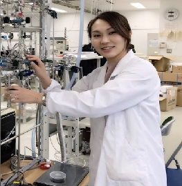 Potential speaker for catalysis conference - Akiyo Ozawa