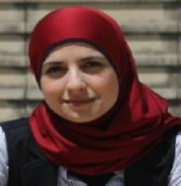 Potential speaker for catalysis conference - Asmaa Bilal Jrad