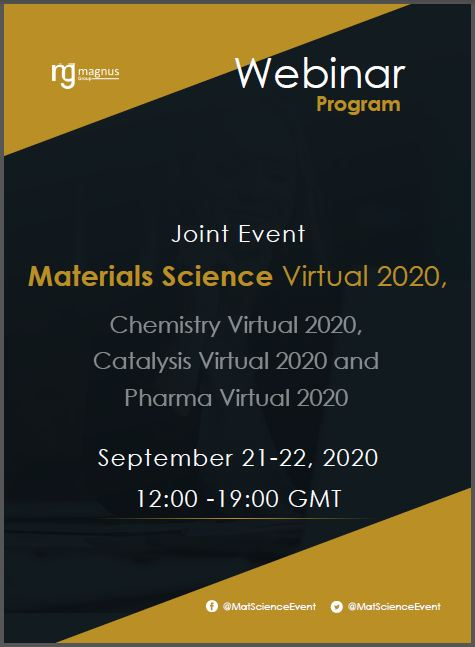 International Webinar on Minerals, Metallurgy and Materials Program