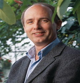 Speaker for plant biology conference - Jeff Bennetzen