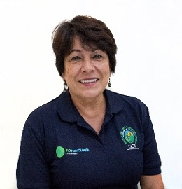 Leading  Speaker for plant science conference - Marta Valdez-Melara