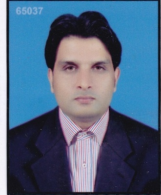 Speaker for Materials Science Conference-Muhammad Jehangir