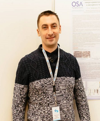 Speaker for Materials Science Conference-Pavel Zabrodin