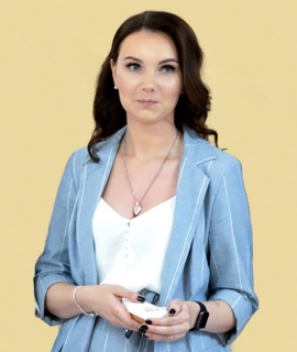 Lauryna Dabasinskaite, Speaker at