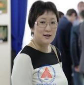 Speaker for plant conferences - Saglara Mandzhieva