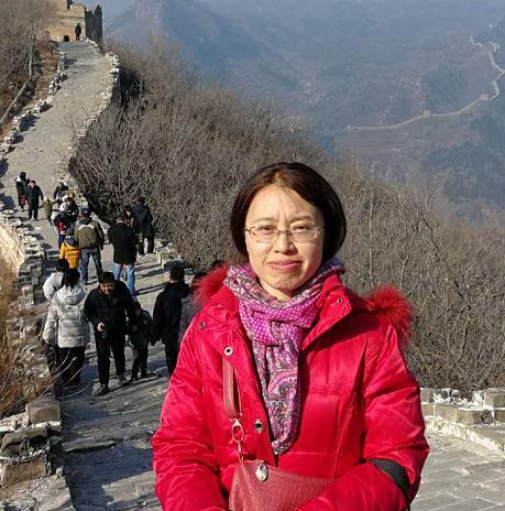 Speaker for Plant Biology Conferences - Yanju Liu