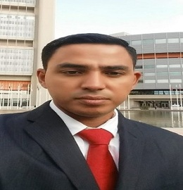 Speaker for Plant Science Conference 2019 - Yonis Alberto Morales Reyes