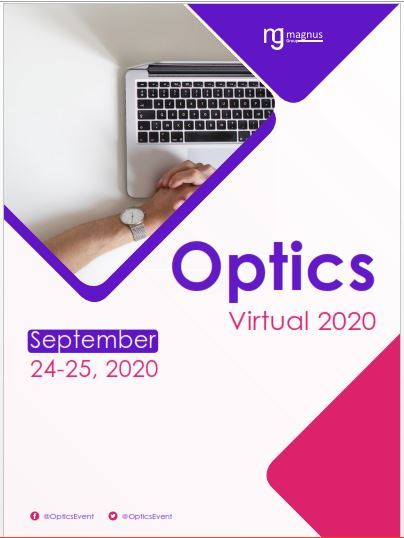 International Lasers, Photonics and Optics Technologies Webinar Book