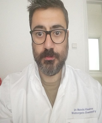 Speaker for Pharmaceutical Webinar - Manos C. Vlasiou