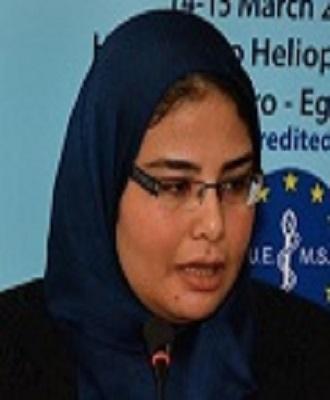 Speaker for Pharmaceutical Conferences - Sarah El-Nakeep