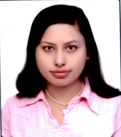 Potential Speaker for plant science conferences - Arpita Roy
