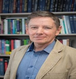 Leading Speaker for plant biology conference -  Ian Dubery