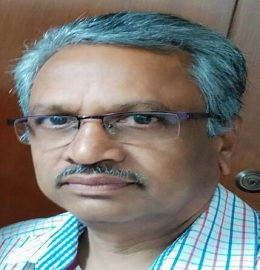 Speaker for plant science conference - P K Basavaraju