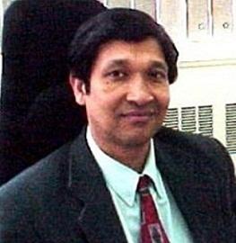 Speaker for Plant Science Conference - Samir C. Debnath