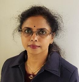 Speaker for plant biology conference - Sowmyalakshmi Subramanian