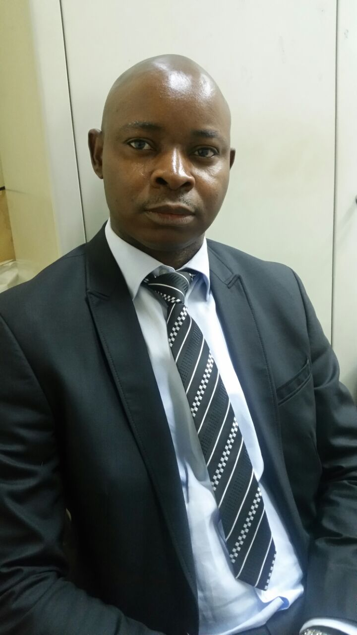 Speaker for International cancer conference - Chinedu Simeon Aruah