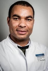 Speaker for Cancer Conference - Jose Carlos Dos Santos