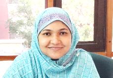 Speaker for Radiology Conferences - Quratulain Badar