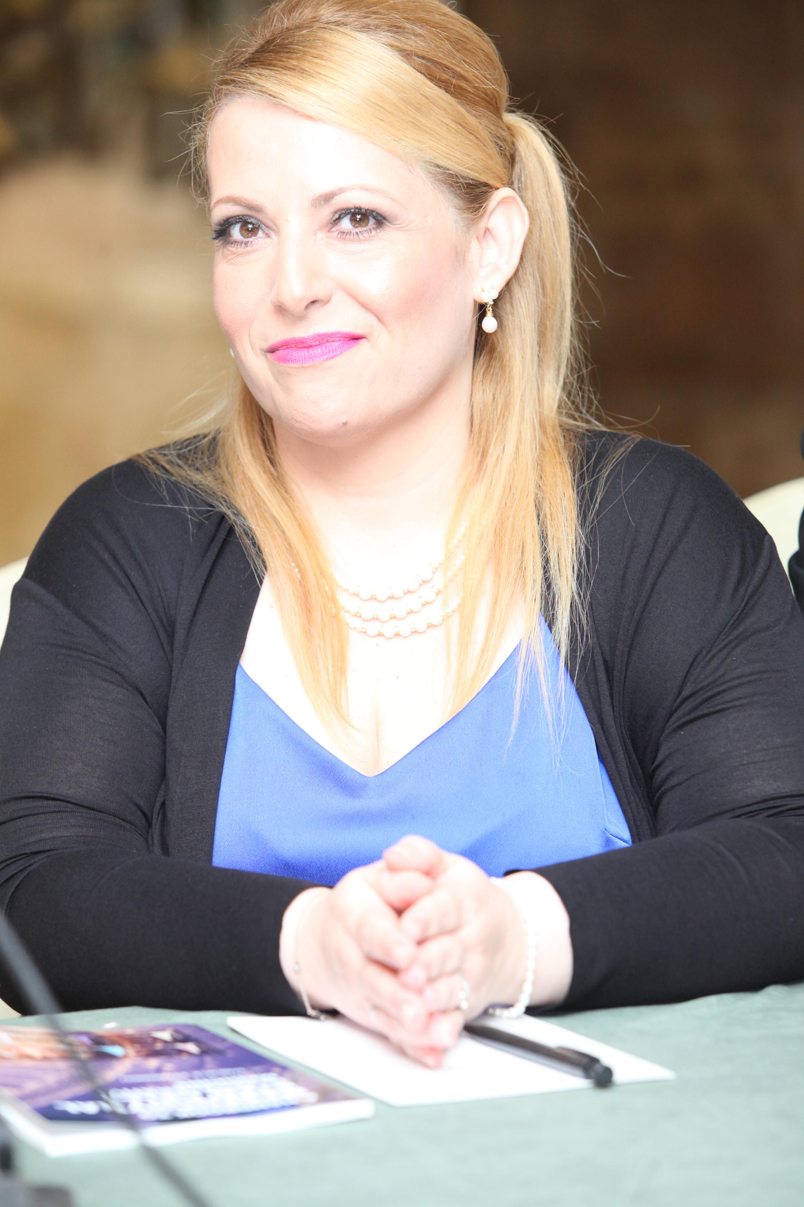 Speaker for Regenerative Medicine Conferences - Vasiliki E. Kalodimou